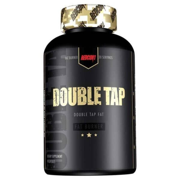 Redcon1 Double Tap Capsules high-end supps