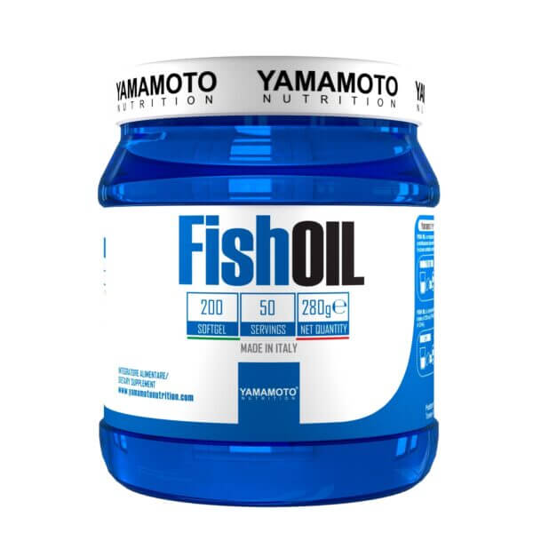 fish oil product high-end supps