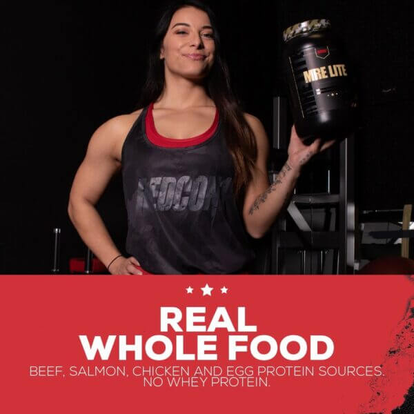 MRE high-end supps