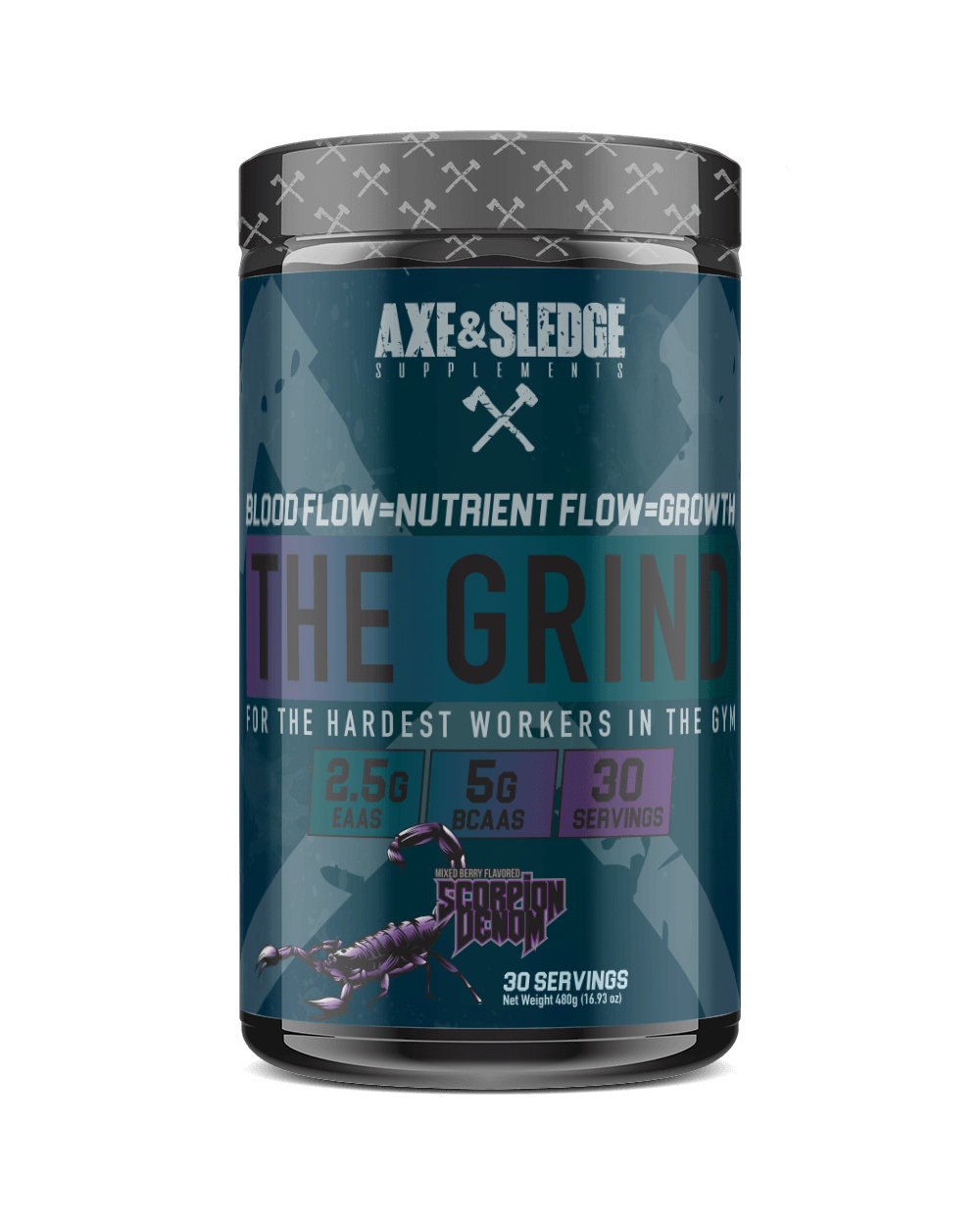 Grind scorpion high-end supps