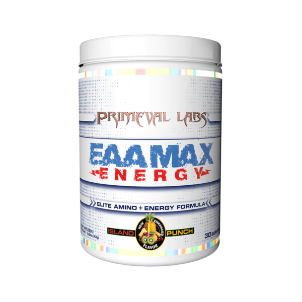 EAA MAX ENERGY high-end supps
