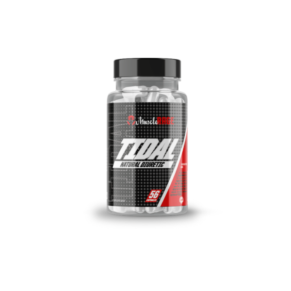 musclerage tidal high-end supps