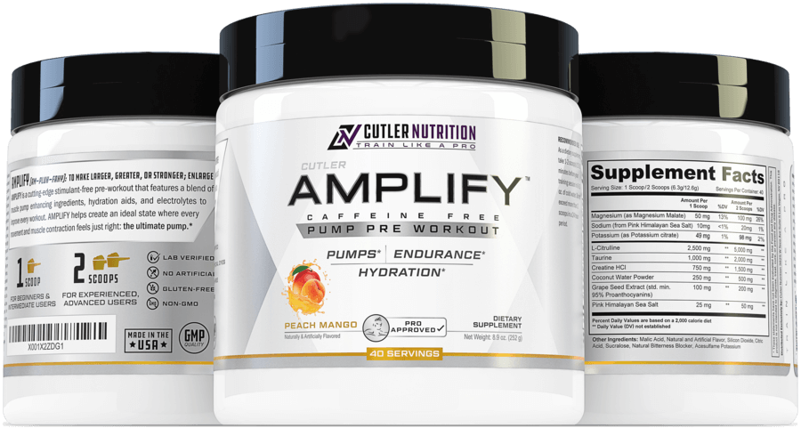 AMPLIFY PM 4 1 high-end supps