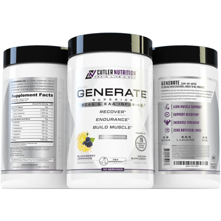 generate4 high-end supps