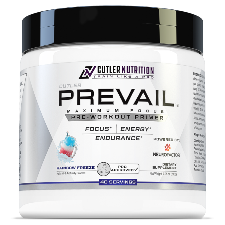 prevail rf 1 high-end supps