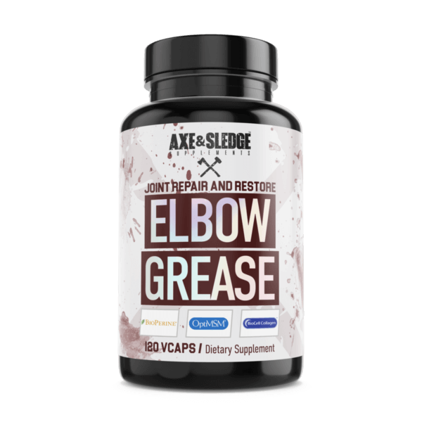 elbow grease high-end supps