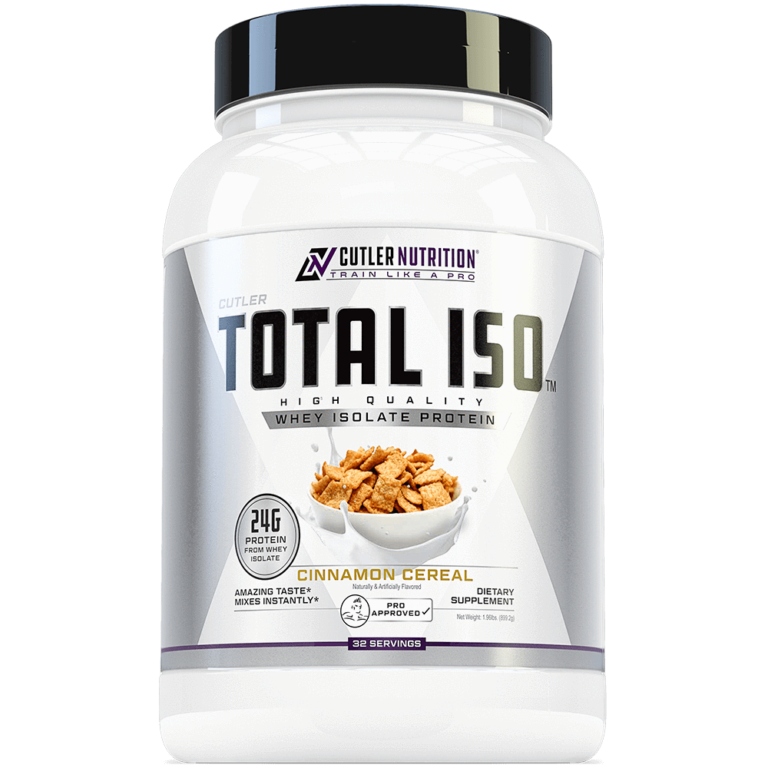 total iso front1 high-end supps