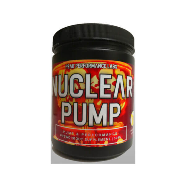 Nuclear pump scaled high-end supps