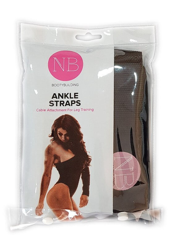 ankle straps front white bg high-end supps