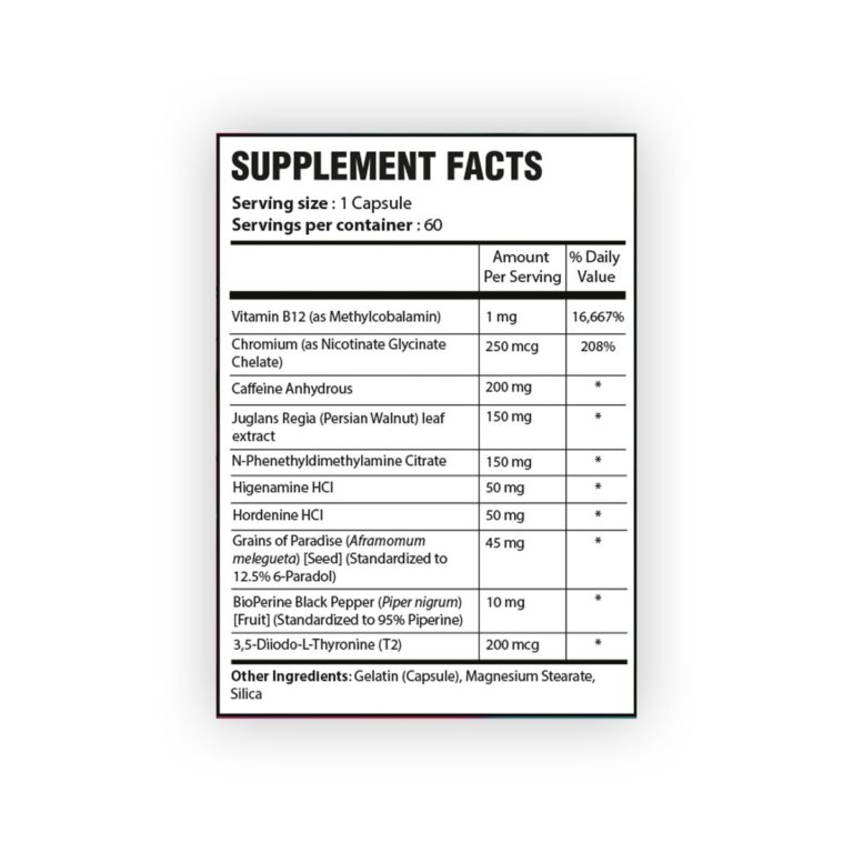 chaoscutzlabel high-end supps