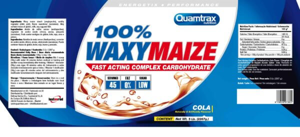 100� WaxyMaize Cola 5L 2267g 175 x 42 scaled high-end supps