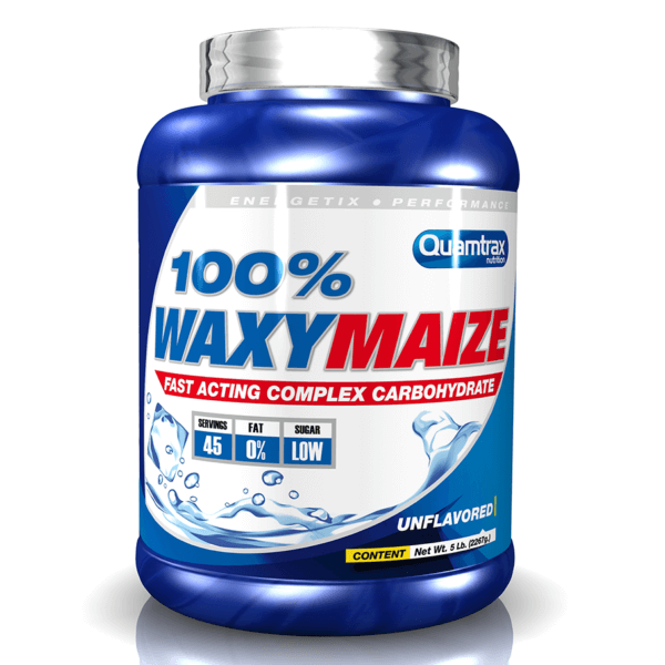 100 Waxy Maize 5lb 2267g Pure 1 high-end supps