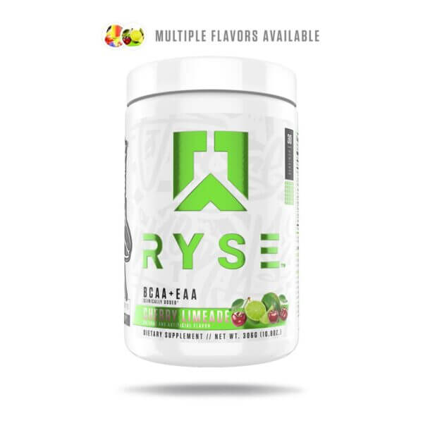 Ryse BCAA high-end supps