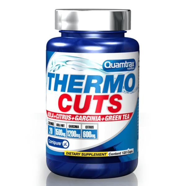 Thermocuts 120 caps high-end supps