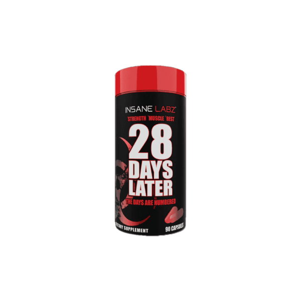 insane labz 28 days later high-end supps