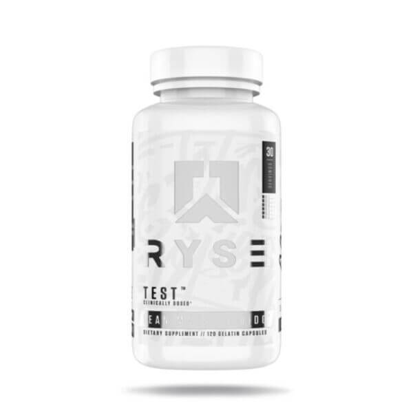 ryse testbooster size high-end supps