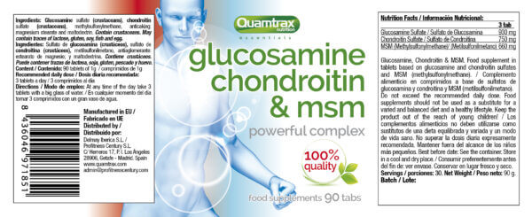 02 Glucosamine Condroitin MSM 90 tabs 180 x 70 high-end supps