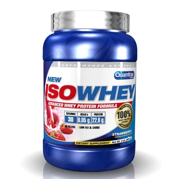 Isowhey 2lb 907g Strawberry 1 kopie high-end supps