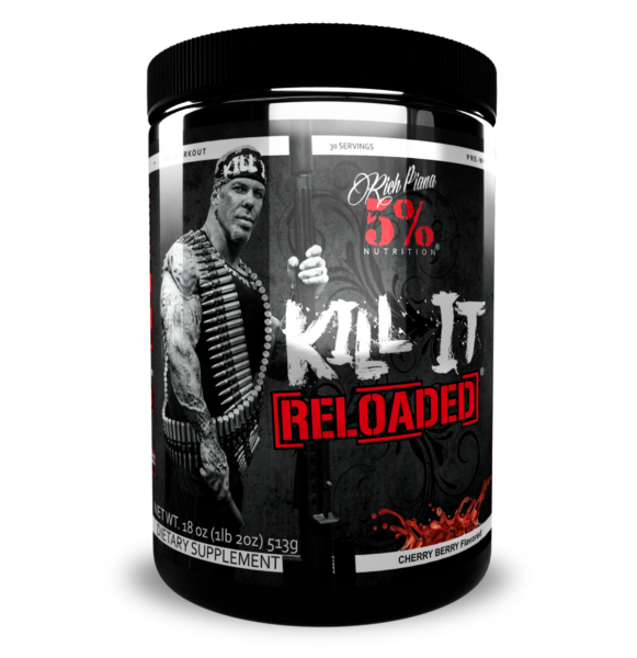 KILL IT2 high-end supps