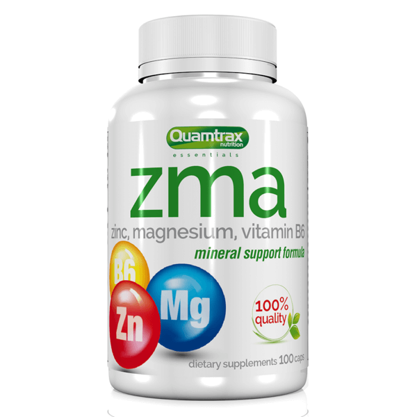 ZMA 100 caps high-end supps