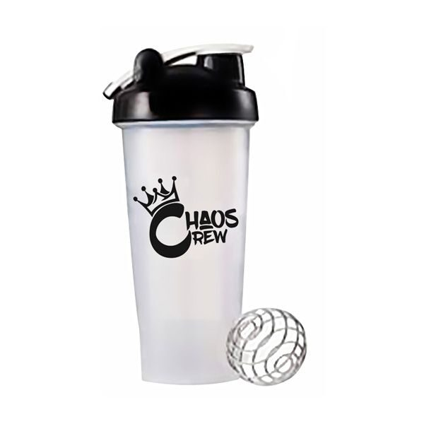 chaos crew shaker black high-end supps