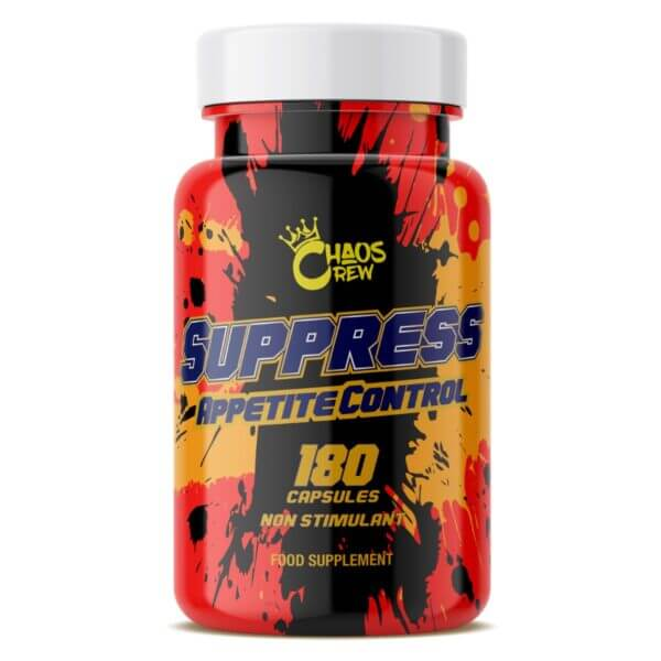 suppress appetite control high-end supps