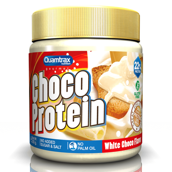 BOTE White Choco Protein Quamtrax 1 1 high-end supps