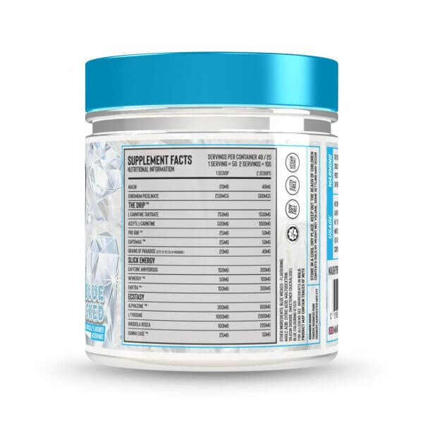 naugthyboy drip panel 1 high-end supps