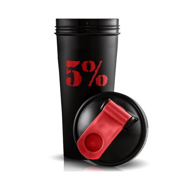 5 nutrition rich piana kill it shaker high-end supps