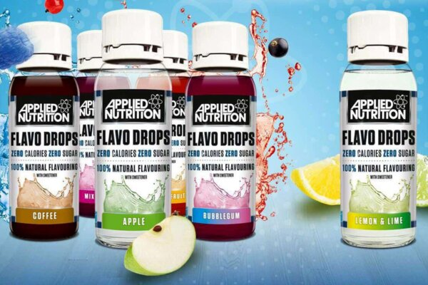 applied nutrition new flavo drops 1 x 38ml flavour strawberry 9549 p high-end supps