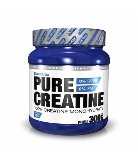 pure creatine 300 g high-end supps