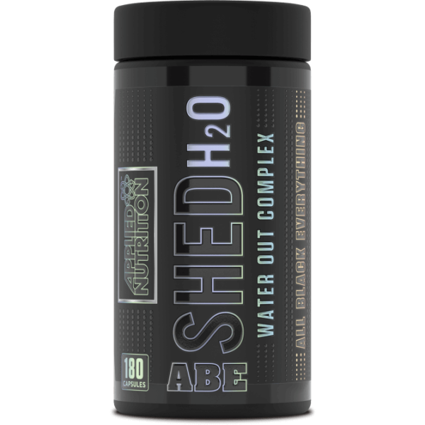 shed h2o high-end supps