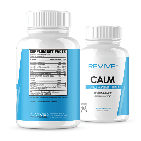 calm cortisol supplement high-end supps