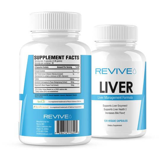 liver support high-end supps