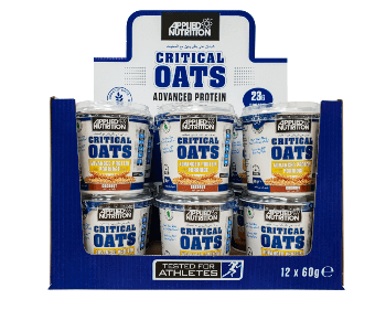 Applied Nutrition Critical Oats high-end supps