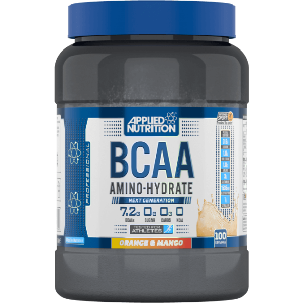 appliednutrition BCAA Amino 14kg high-end supps