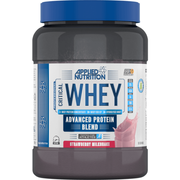 appliednutrition criticalwhey high-end supps