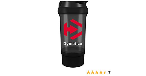 dymatize compartment shaker high-end supps