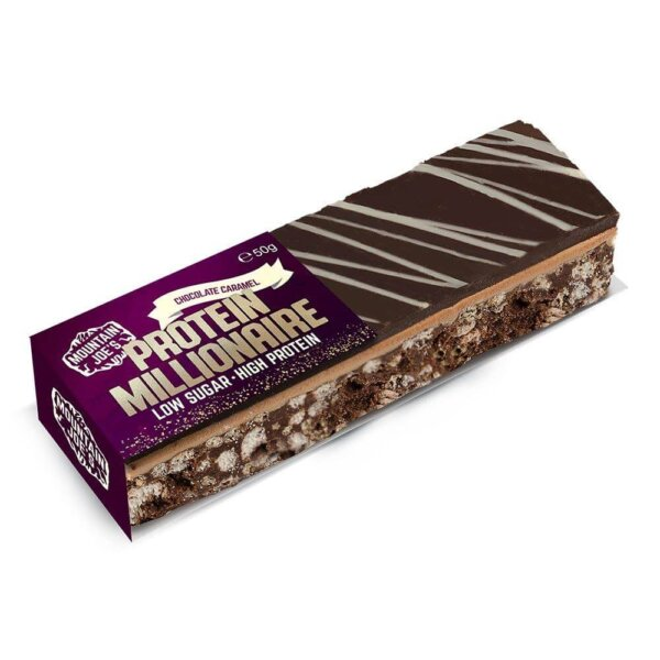mountain millionaire chococaramel high-end supps