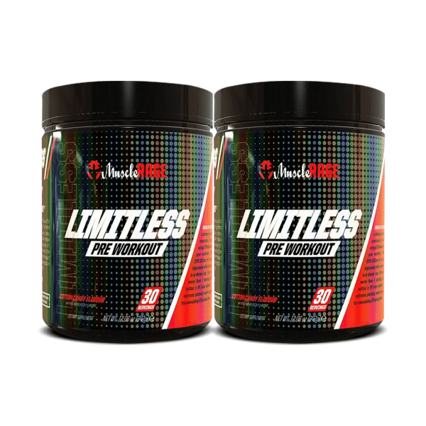 Limiltless Double high-end supps