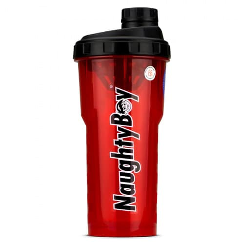 naughtyboy classic shaker red high-end supps