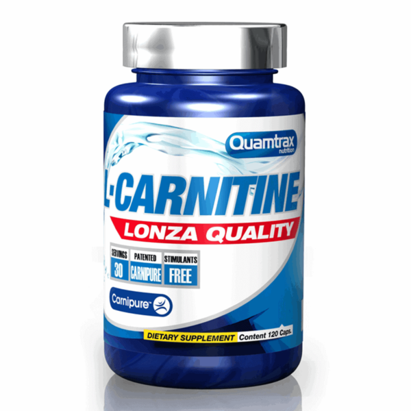 quamtrac l carnitine high-end supps