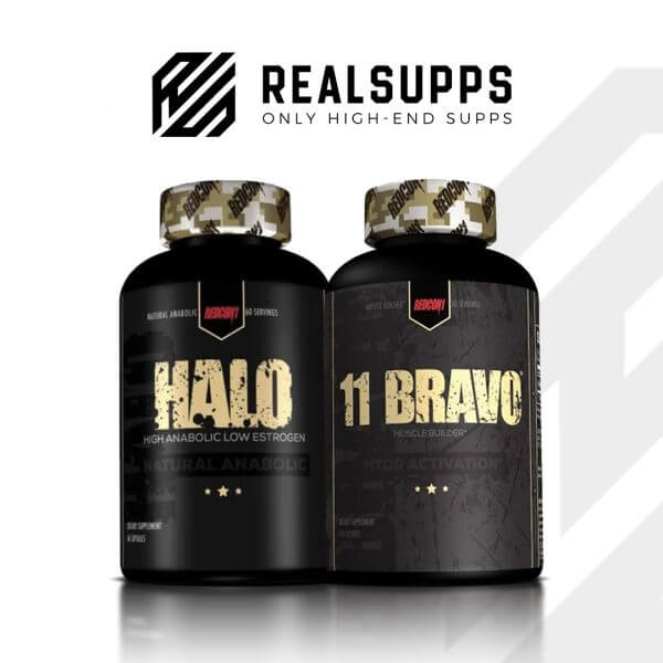 Redcon1 Gains stack high-end supps