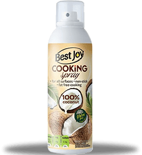 best joy cooking spray coconut oil 250 ml high-end supps