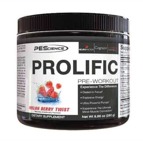prolific high-end supps