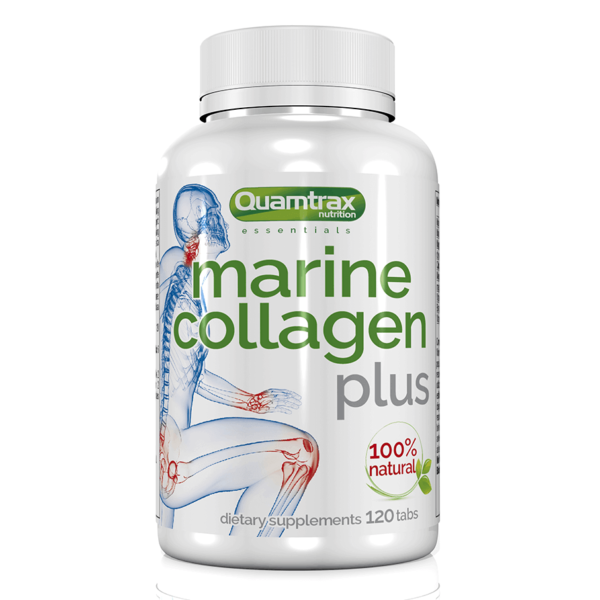 quamtrax collagen 120capsules high-end supps