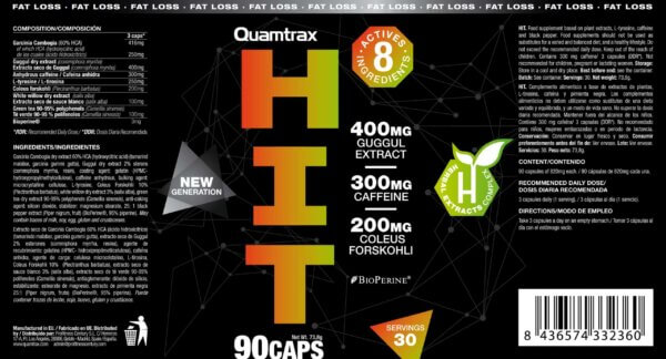 quamtrax hit fatburner panel high-end supps
