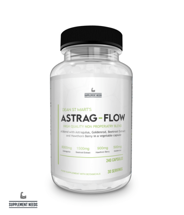 Astragflow high-end supps