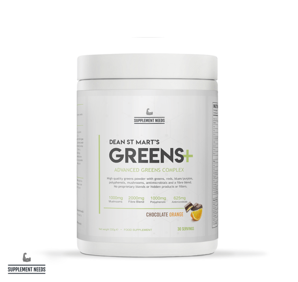 Greens high-end supps