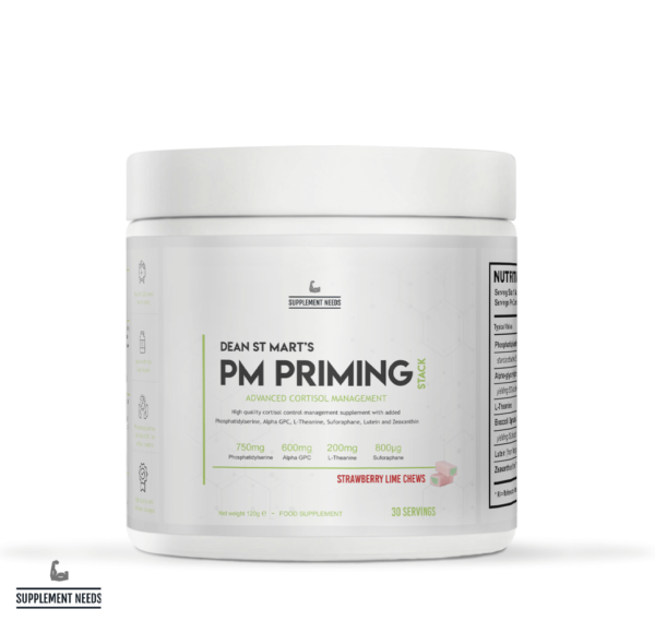 PM Priming high-end supps